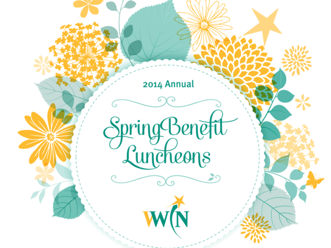 WWIN Spring Benefit Luncheons